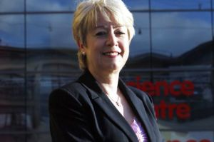 Centre of Life chief executive Linda Conlon