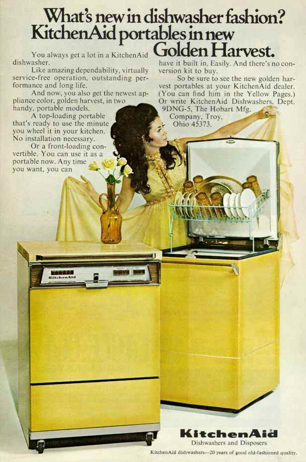 Recording history #2-dishwasher