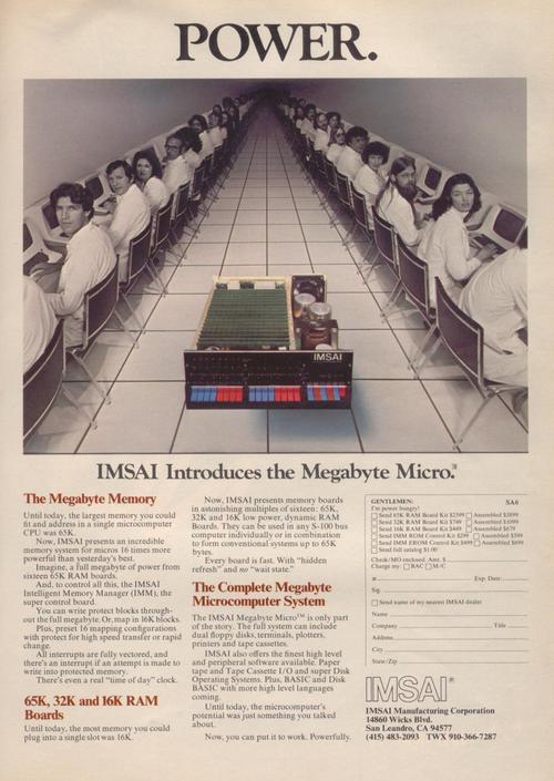 recording history #2- megabyte micro