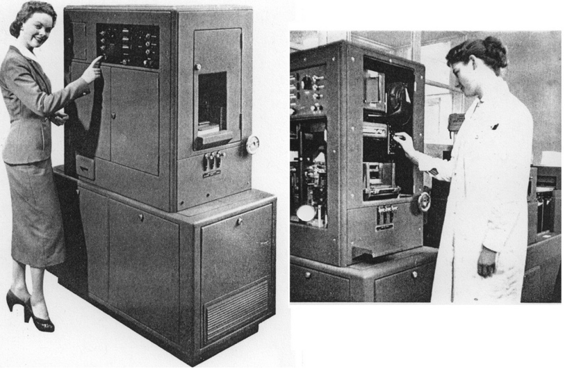 computers in the 1950s Only fifty years ago, weather forecasting was an art, derived from the inspired interpretation of data from a loose array of land-based observing stations, balloons, and.