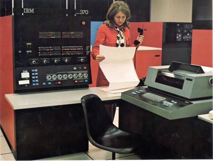 1970s Women Amp Tech Project
