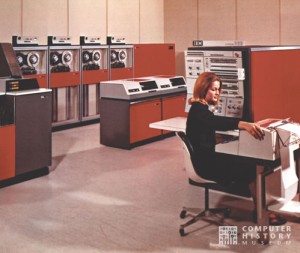 IBM 360 Mainframe