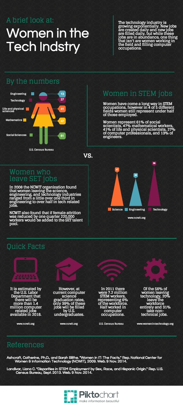 Women in the Tech Industry (1)